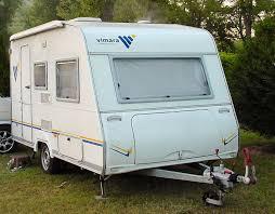 verkoop caravan